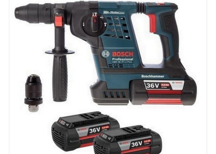 Bosch professional 36V drill - 1
