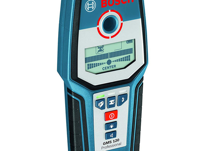 Bosch Professional Stud, Pipe & Cable Detector GMS 120 - 2