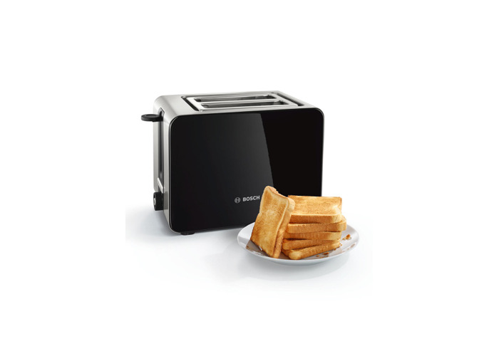 Bosch TAT7203GB Sky Collection 2-Slice Toaster - 2