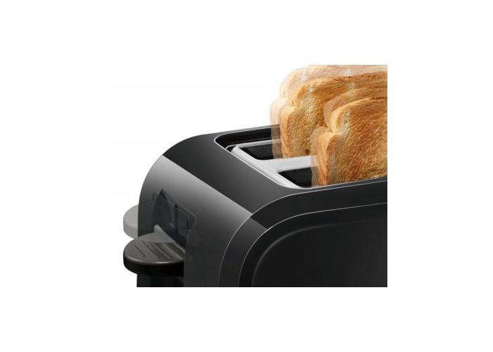 Bosch Village 2-Slice Toasters- Black - 2