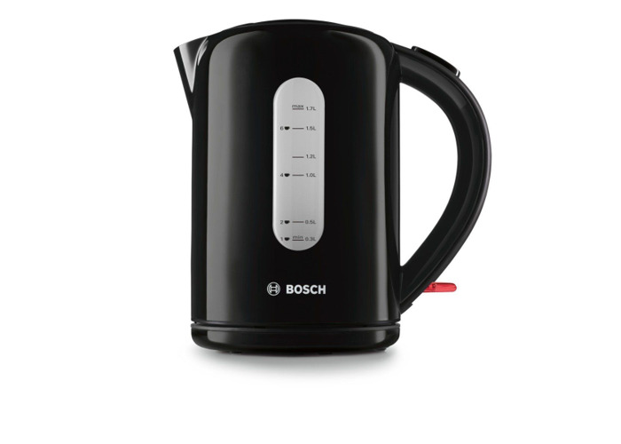 Bosch Village Collection Kettles - 1.7L- Black - 1