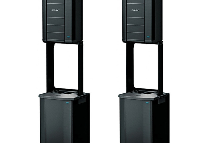 Bose f1 speakers and sub - 1
