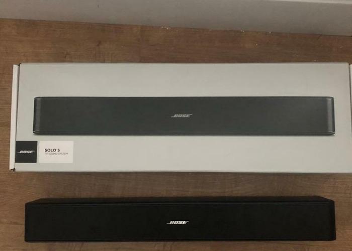 Bose Solo 5 Soundbar - 1