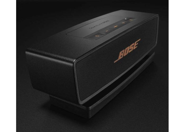 Rent Bose Soundlink Mini 2 Bluetooth Speaker - Black Copper Limited Edition  in London