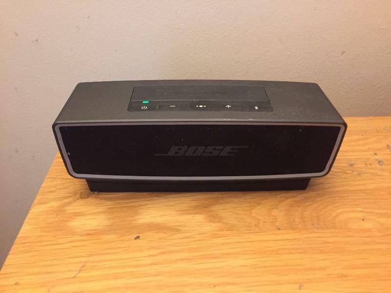 Rent Bose Soundlink Mini Bluetooth Speaker Ii Black Portable