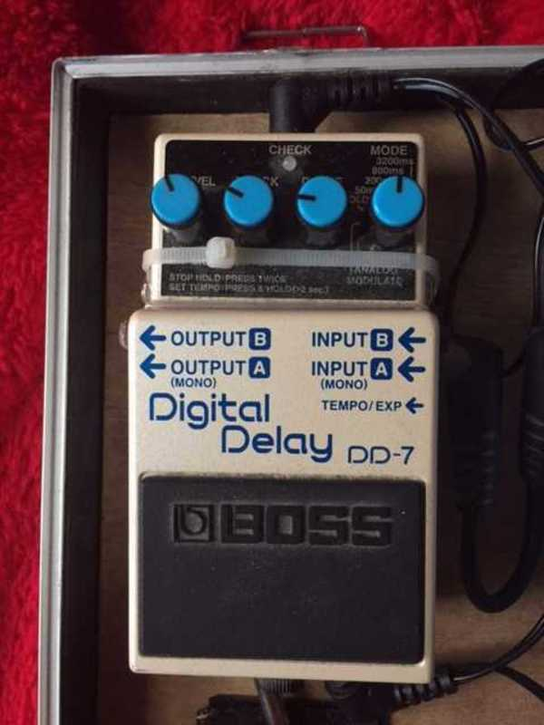 Boss Digital Delay DD-7 - 1