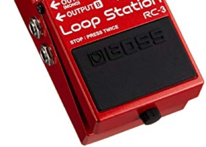 BOSS loop station RC-3 - 1
