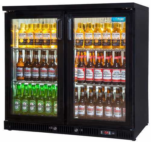 Bottle Cooler Fridge Unifrost BC20HBE - 1