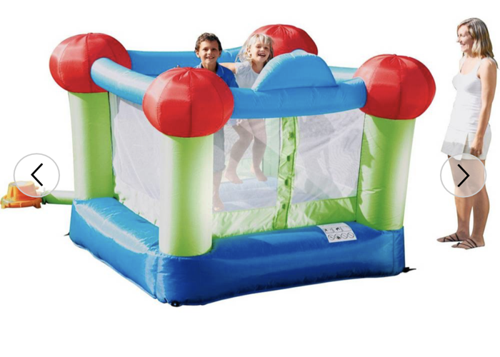 Bouncy castle  - 1