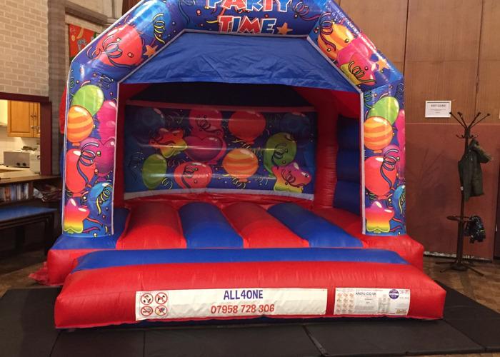 Bouncy Castle - 1