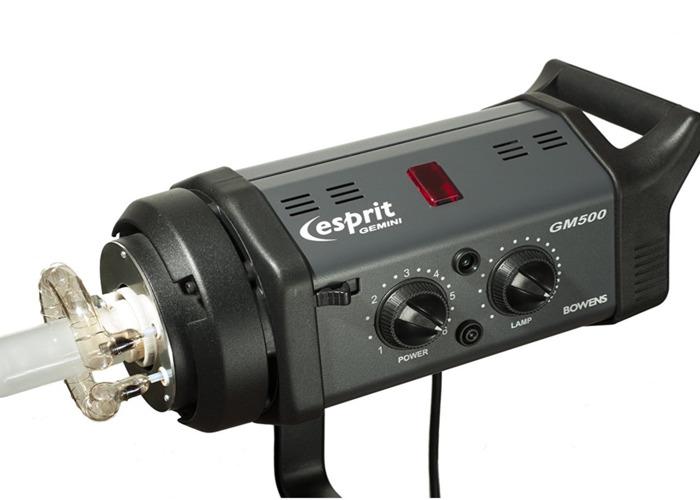 Bowens  Esprit Gemini GM500 Studio Lights - 1