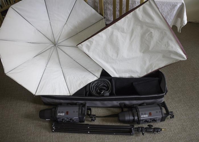 Bowens Gemini 500 Flash Kit - 1