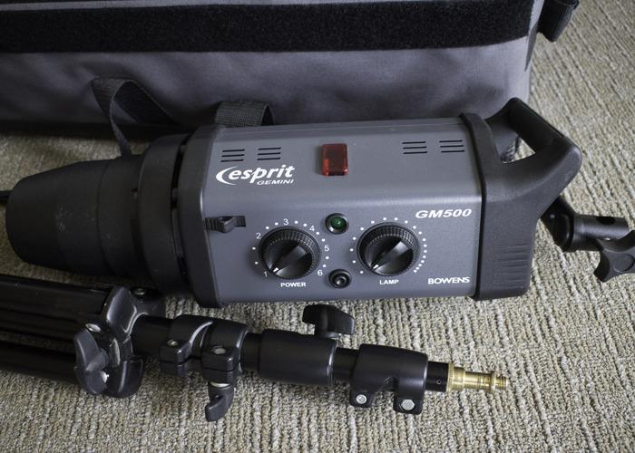 Bowens Gemini 500 Flash Kit - 2