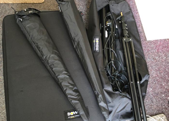 Bowens Gemini 500 Pro Studio Flash Equipment - 2