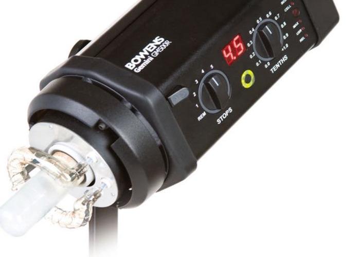 Bowens Gemini 500w professional light - 1