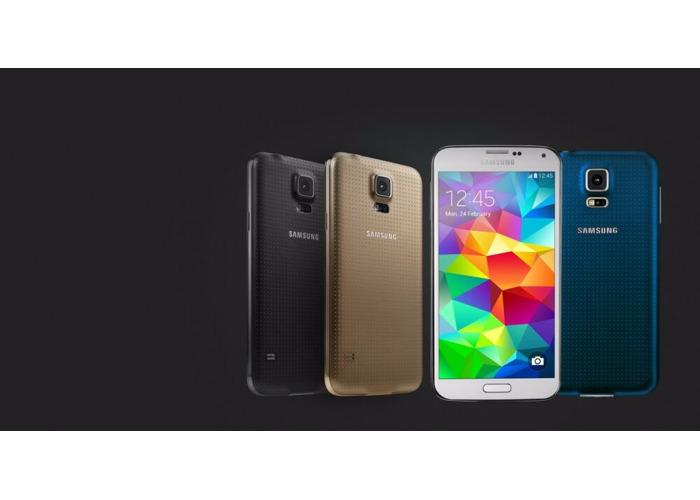 box sealed Samsung Galaxy S5 5.1 16MP 16GB 4G Android Smartphone Unlocked - 2
