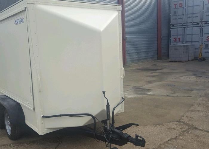 Box Trailer - Moving, Furniture, Karting, Motorbikes - 2