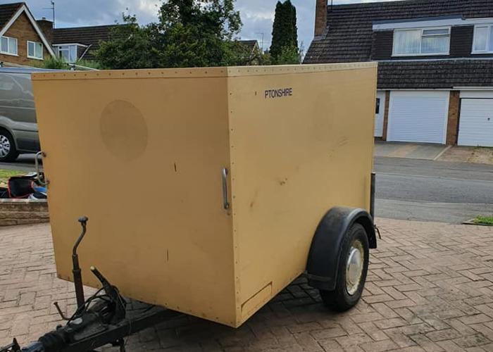 Box Trailer - 1