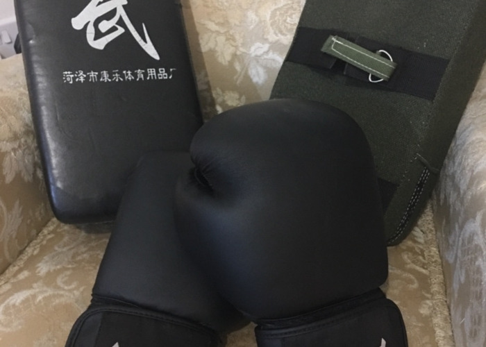 Boxing Gloves, pads & wraps  - 1