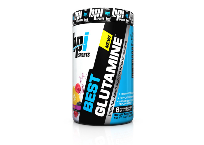 Bpi Sports Best Glutamine Supplement, Berry Citrus - 2