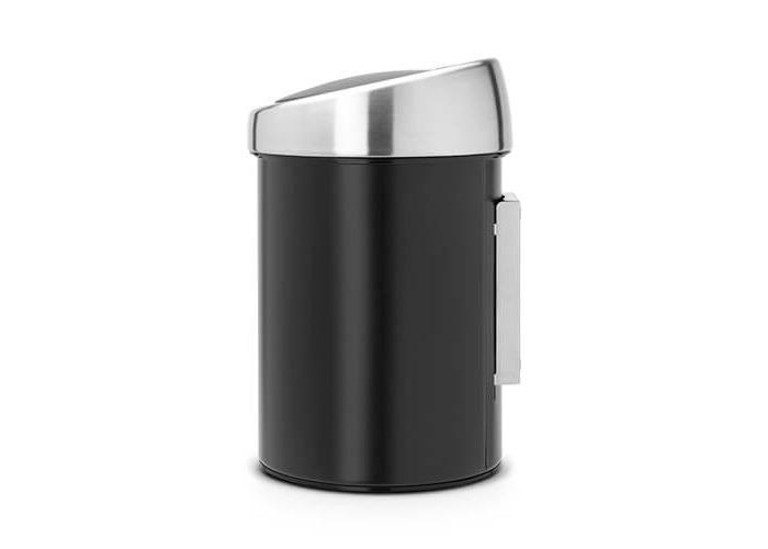Brabantia Touch Bin, 3 L - Black - 2