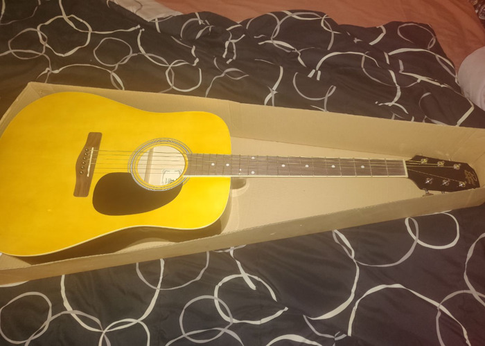 BRAND NEW Acoustic Guitar 🎸🎶 - 1