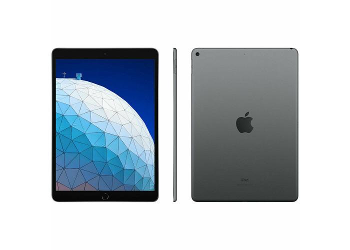 Brand New Apple iPad Air 256GB WiFi (2019 ) Space Grey - MUUQ2B/A - 1