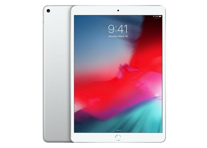 Brand New Apple iPad Air 256GB WiFi (2019) Silver - MUUR2B/A - 1