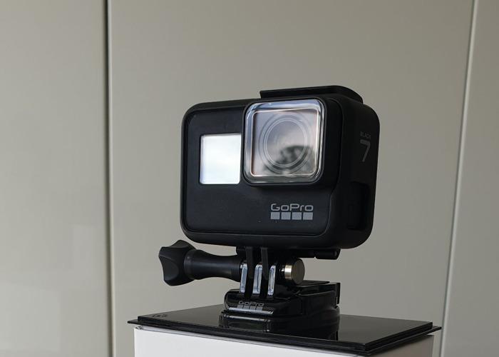 Brand new GoPro HERO7 Black — Waterproof Action Camera Touch - 2