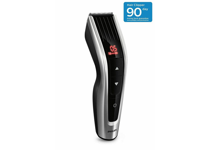 BRAND NEW PHILIPS SERIES 7000 HAIR CLIPPER WITH COMBS - HC7460/13  - 1