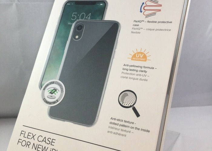 Brand New Xqisit Clear Case For iPhone XR - 1