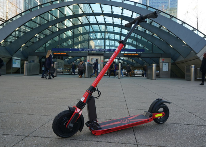 Brand New Zoom Stryder EX electric scooter Rent  - 1