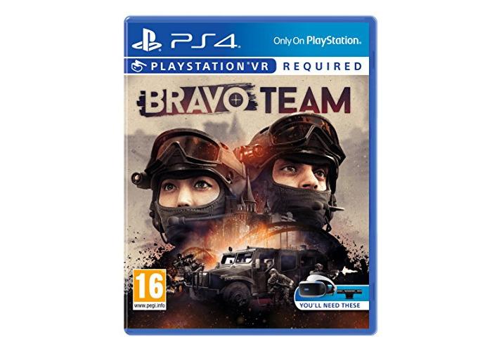 Bravo Team (PSVR) [video game] - 1