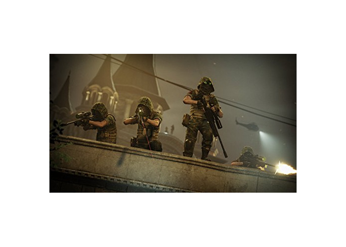 Bravo Team (PSVR) [video game] - 2