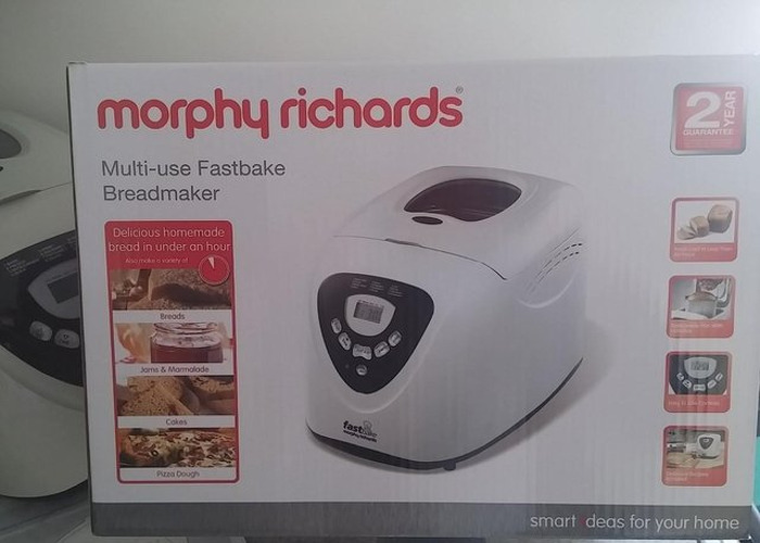 BREAD MAKER FASTBAKE  BAKER buns pizza base cakes etc.. - 2
