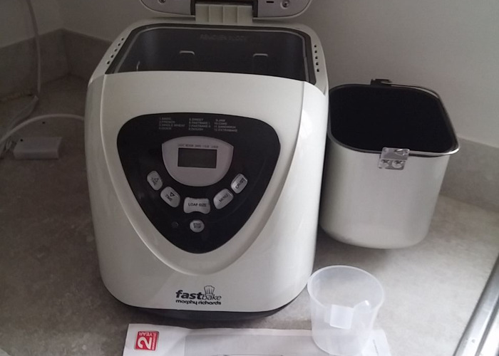 BREAD MAKER FASTBAKE  BAKER buns pizza base cakes etc.. - 1