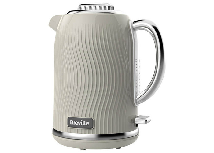 Breville Flow Kettle & Toaster Set Cream - 2