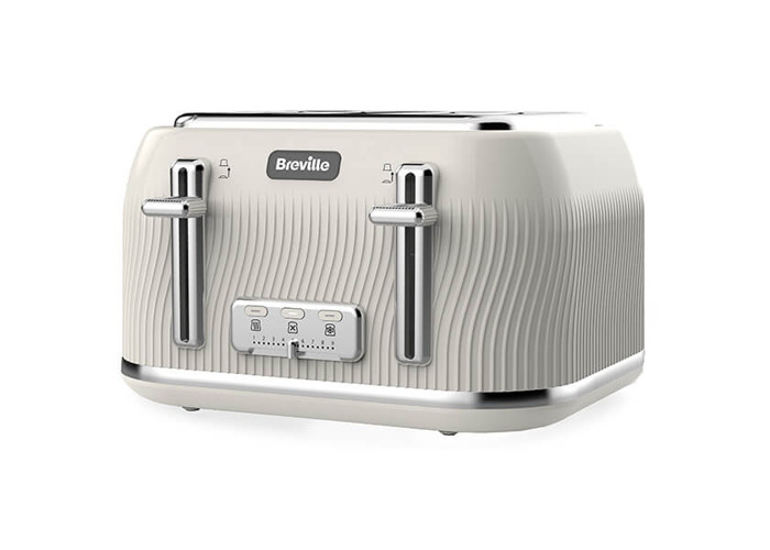 Breville Flow Toaster Cream - 1