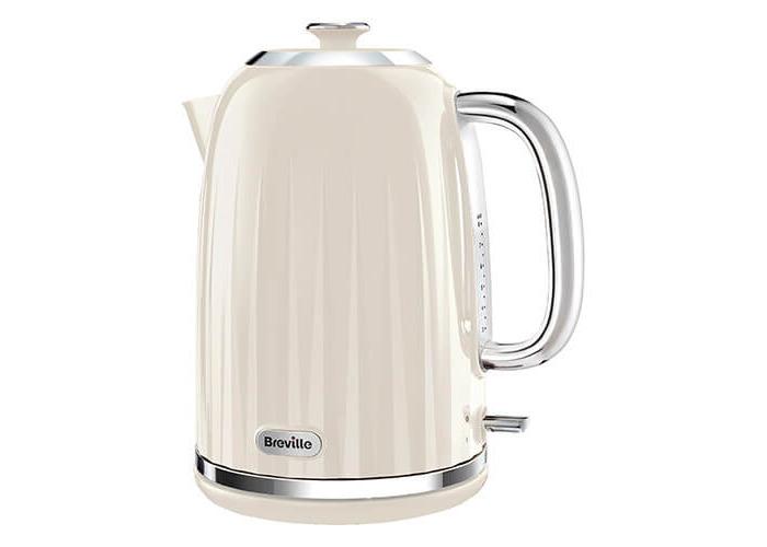 Breville Impressions Kettle & Toaster Set Cream - 2