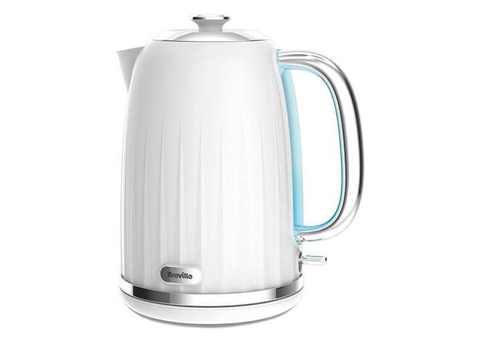 Breville Impressions Kettle & Toaster Set White - 2