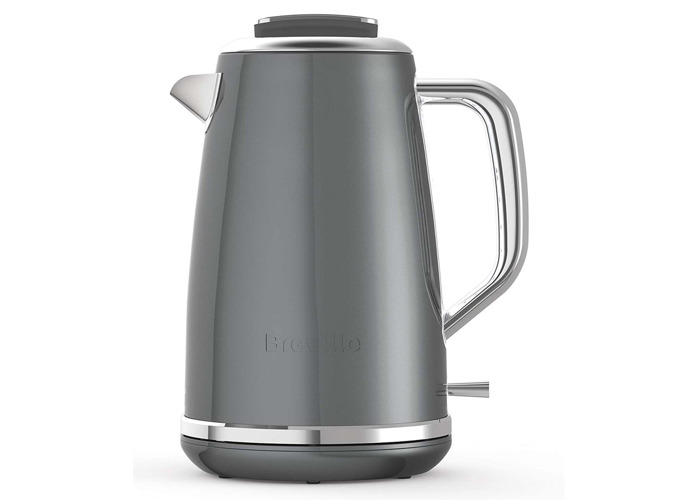 Breville Lustra Collection Electric Jug Kettle (3 Colours)-Red - 1