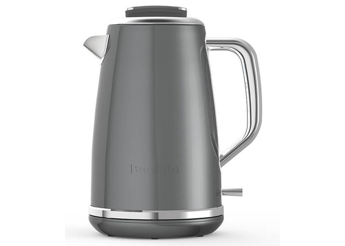 Breville Lustra Kettle & Toaster Set Grey - 2