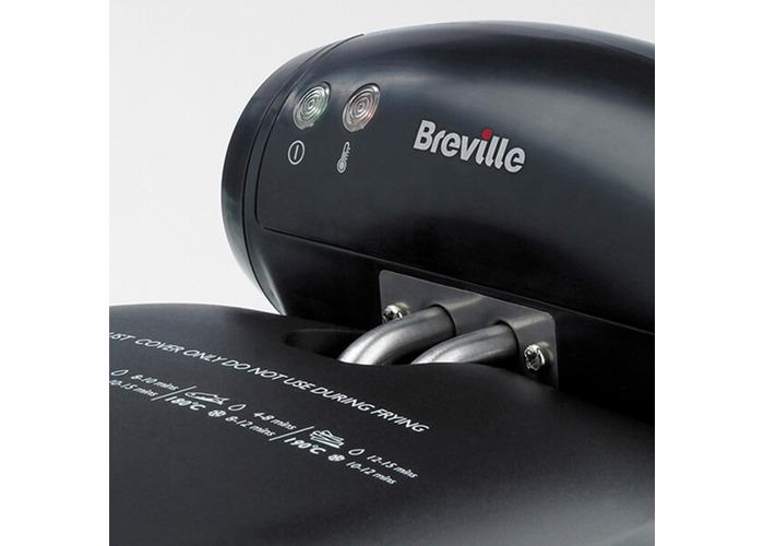 Breville Stainless Steel Pro Deep Fat Fryer - 2