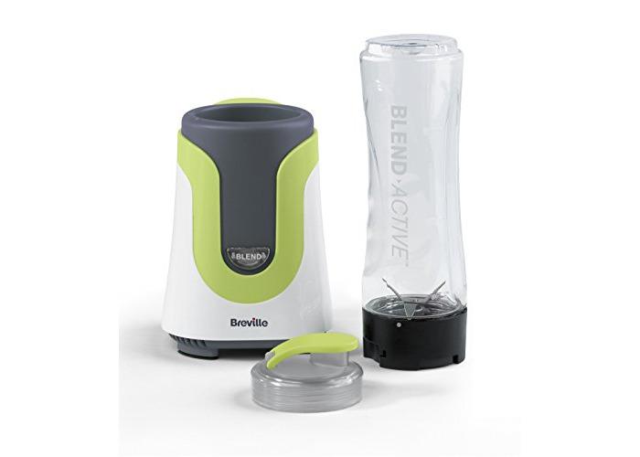 Breville VBL075 Blend Active Personal Blender, 0.6 L, 300 W - White/Grey - 2