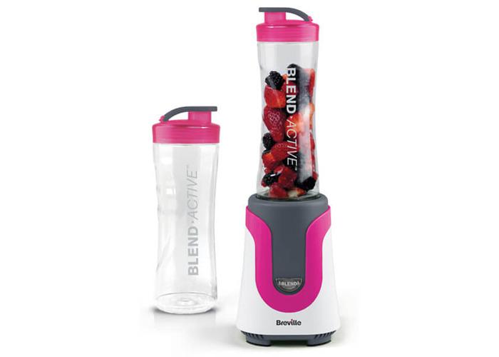 Breville VBL134 Blend Active Personal Blender, 300 W, 50Hz - Pink - 1