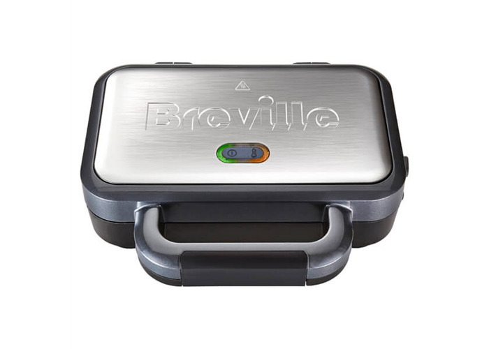 Breville VST041 Deep Fill Sandwich Toaster, Stainless Steel - Silver - 1
