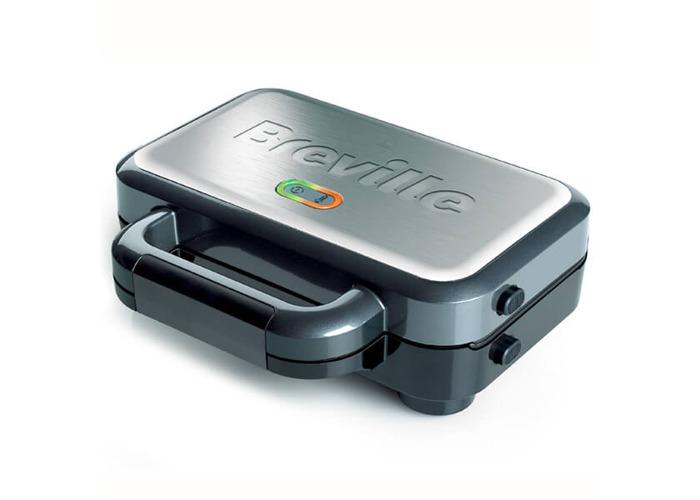 Breville VST041 Deep Fill Sandwich Toaster, Stainless Steel - Silver - 2