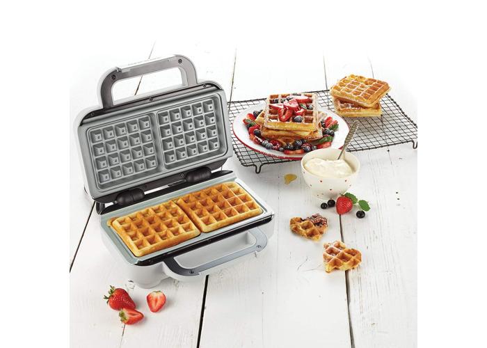 Breville VST072 Duraceramic Deep Fill Waffle Maker - 2
