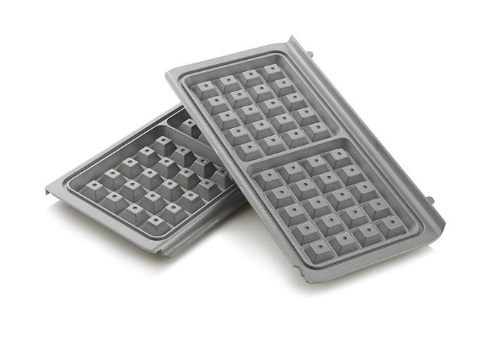 Breville VST072 Duraceramic Deep Fill Waffle Maker - 1