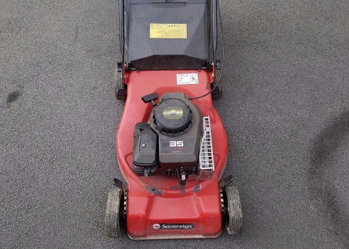 Briggs and Stratton Lawnmower  - 1
